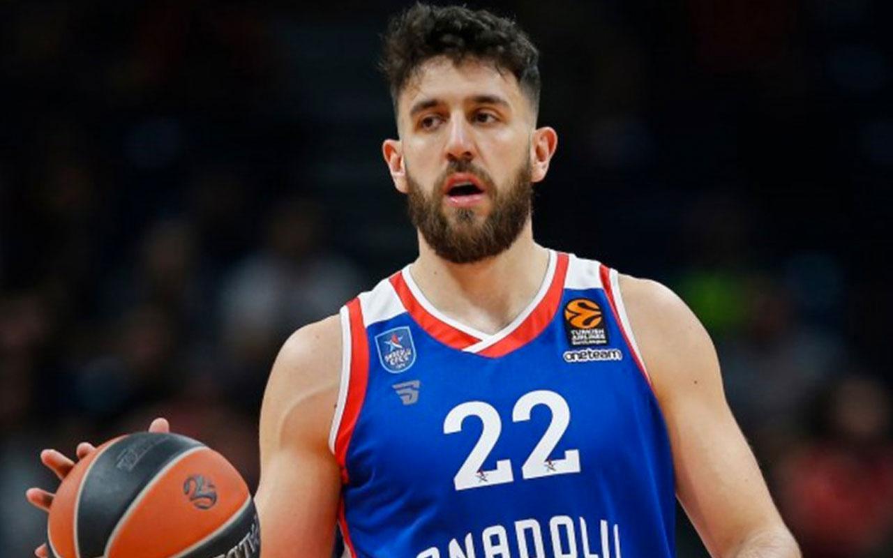 Euroleague'de sezonun MVP'si Vasilije Micic