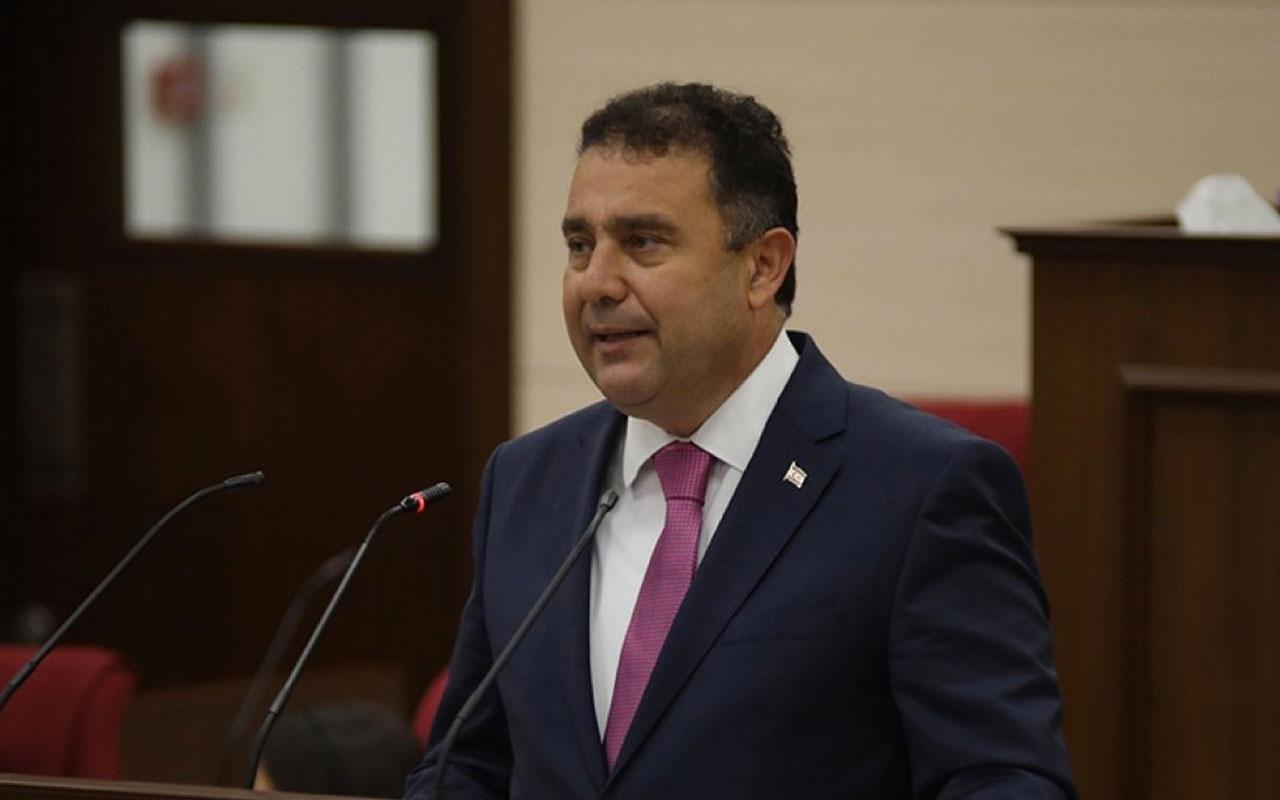 KKTC Başbakanı Ersan Saner: Rum kesimiyle kapıların açılmasına hazırız