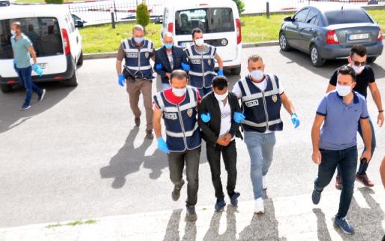 Karaman'da sahte polise parolayla 700 bin lira kaptırdı, gerçeği parola sormayınca inanmadı