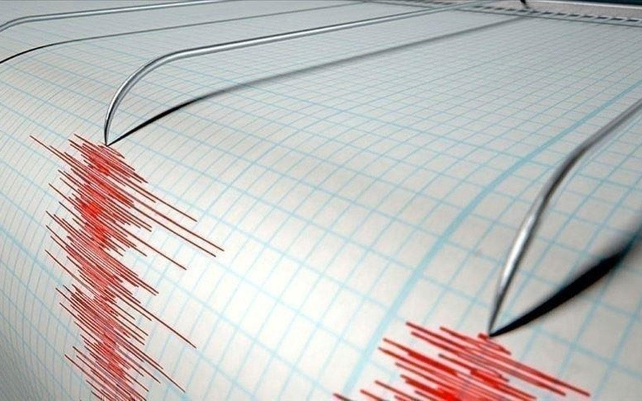 Erzincan'ın Otlukbeli ilçesinde deprem meydana geldi