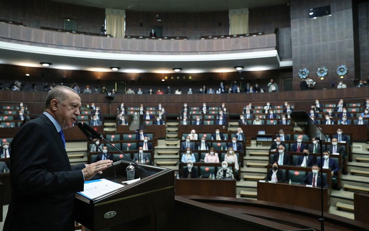 Erdoğan'dan çok net 'erken seçim' mesajı: Seçim diye boşuna tutturmayın, seçim 2023 Haziran'dadır