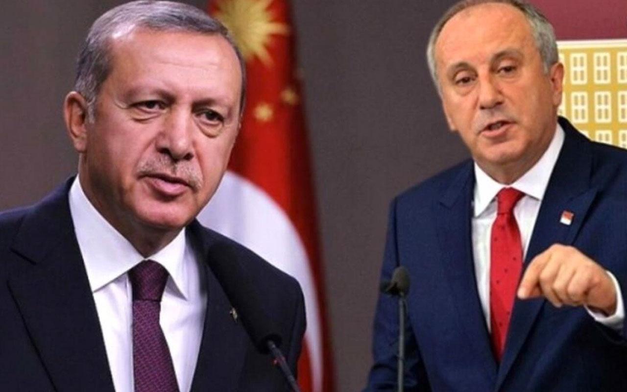 Muharrem İnce'den Erdoğan'a 'Akşener' tepkisi: Aklını başına al