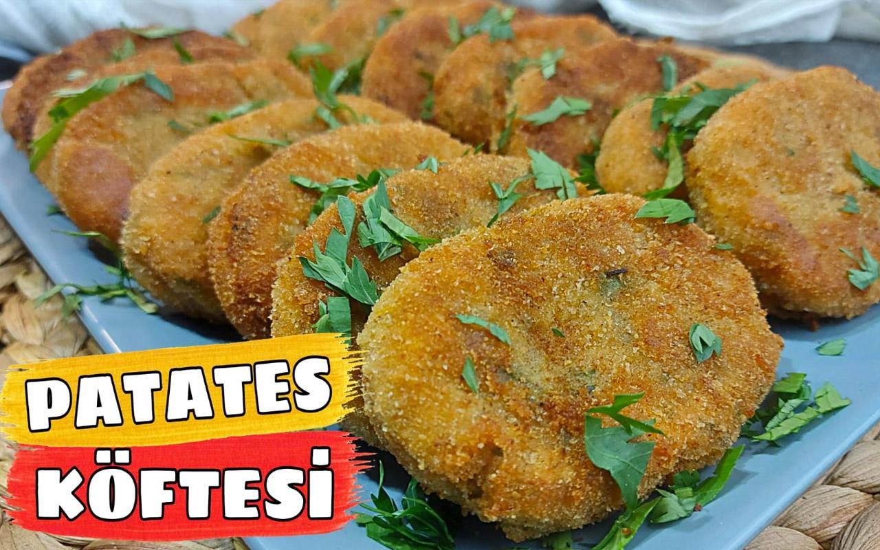 Patates köftesi nasıl yapılır bu tarife bayılacaksınız!