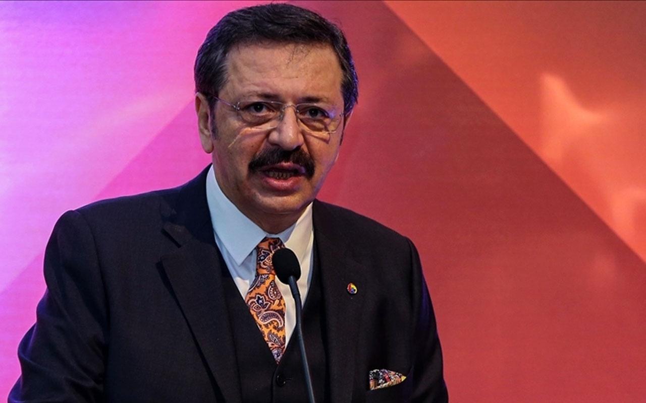 TOBB Başkanı Rifat Hisarcıklıoğlu'ndan 2021 Nefes Kredi Paketi açıklaması