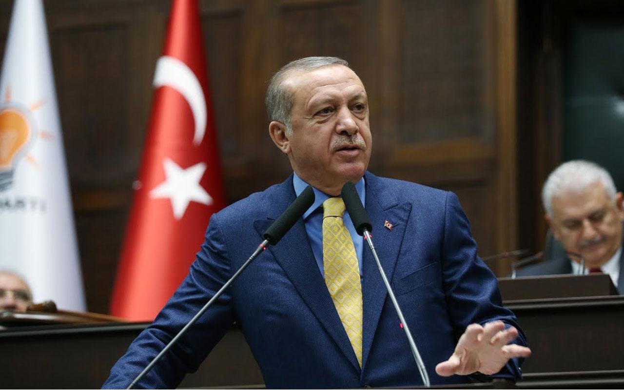 Cumhurbaşkanı Erdoğan'ın parti grubunda izlettiği video gündem oldu