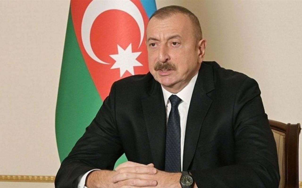 Bakan Ziya Selçuk'la görüşen Aliyev: Bu konuda Türkiye'nin desteğini istiyoruz