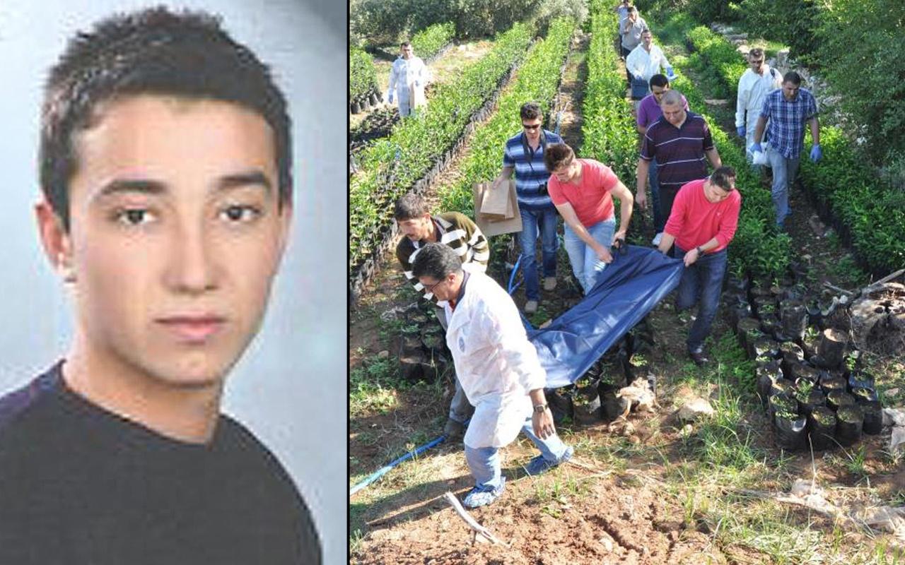 Mersin'de 9 yıl önce boğazı kesilerek öldürüldü! İtiraf etti: Katil bakın kim çıktı