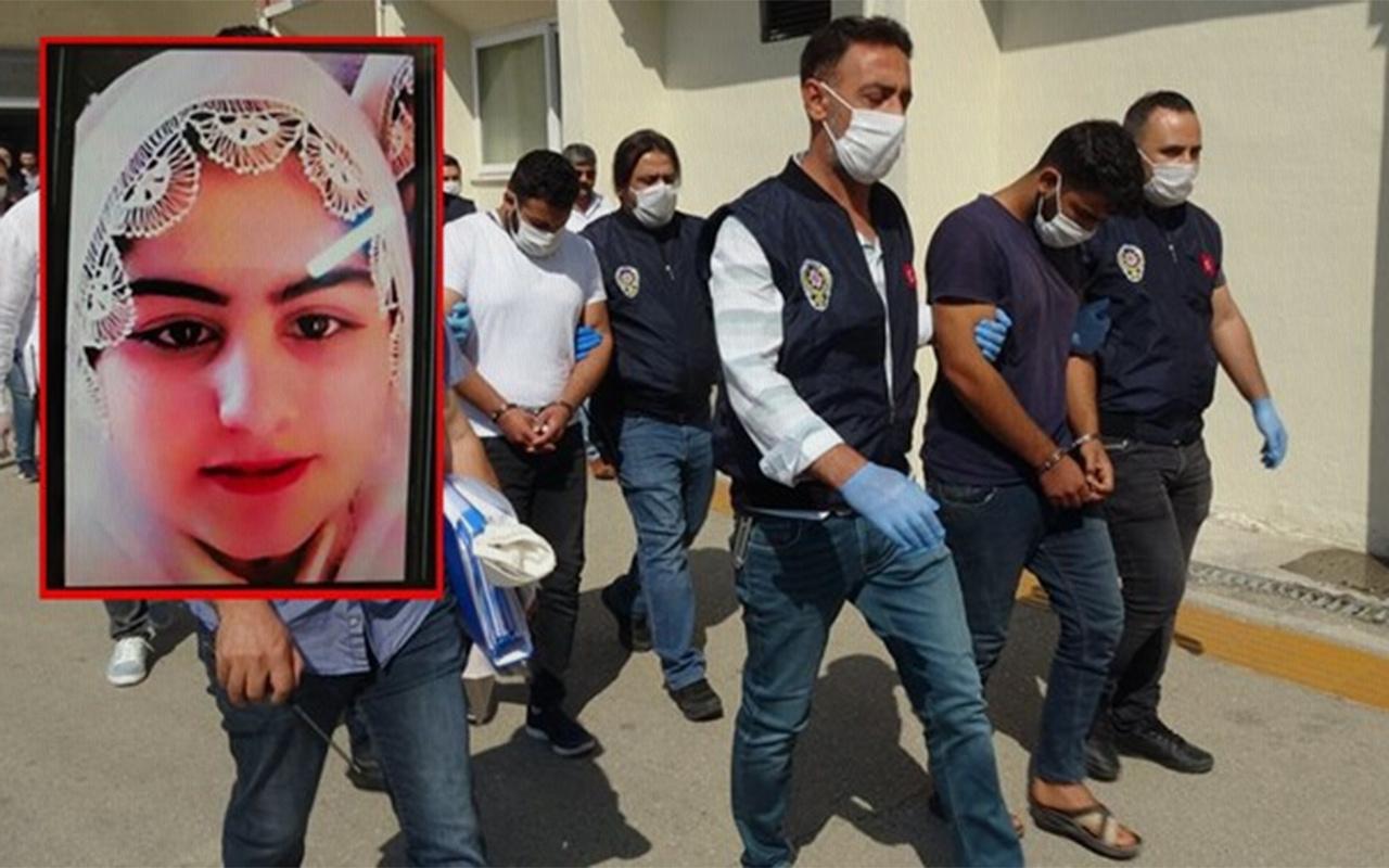 Mersin'de intihar ettiği söylenen İrem Bahçe'nin ağabeyi tarafından öldürüldüğü ortaya çıktı