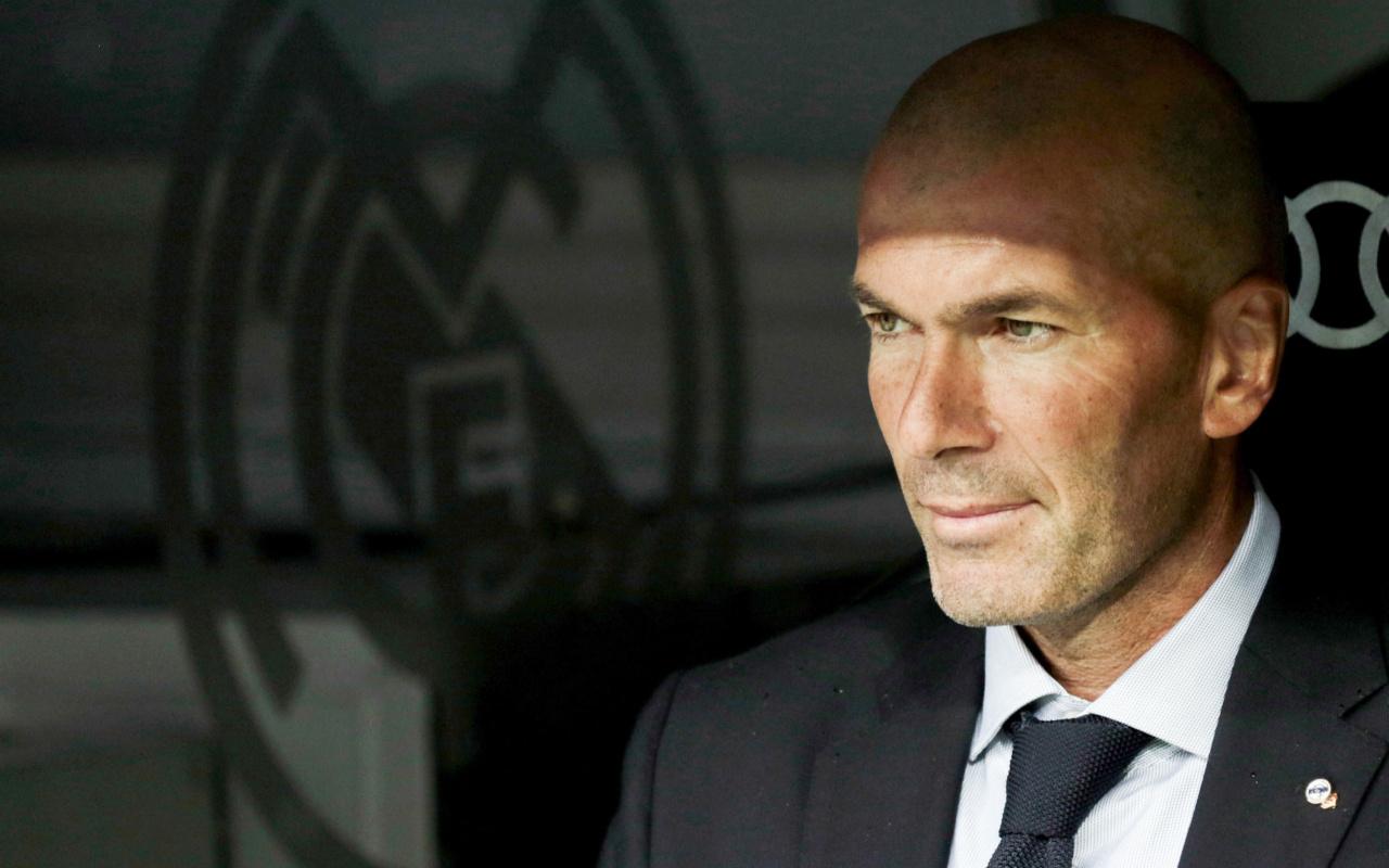 Real Madrid'de deprem! Zidane ile yollar ayrıldı