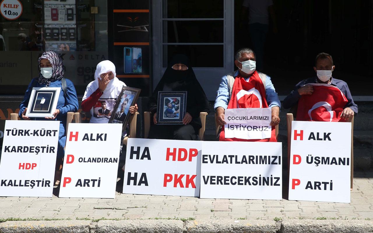 Diyarbakır anneleri engel tanımadı eylemler il sınırları aştı 4 ile yayıldı