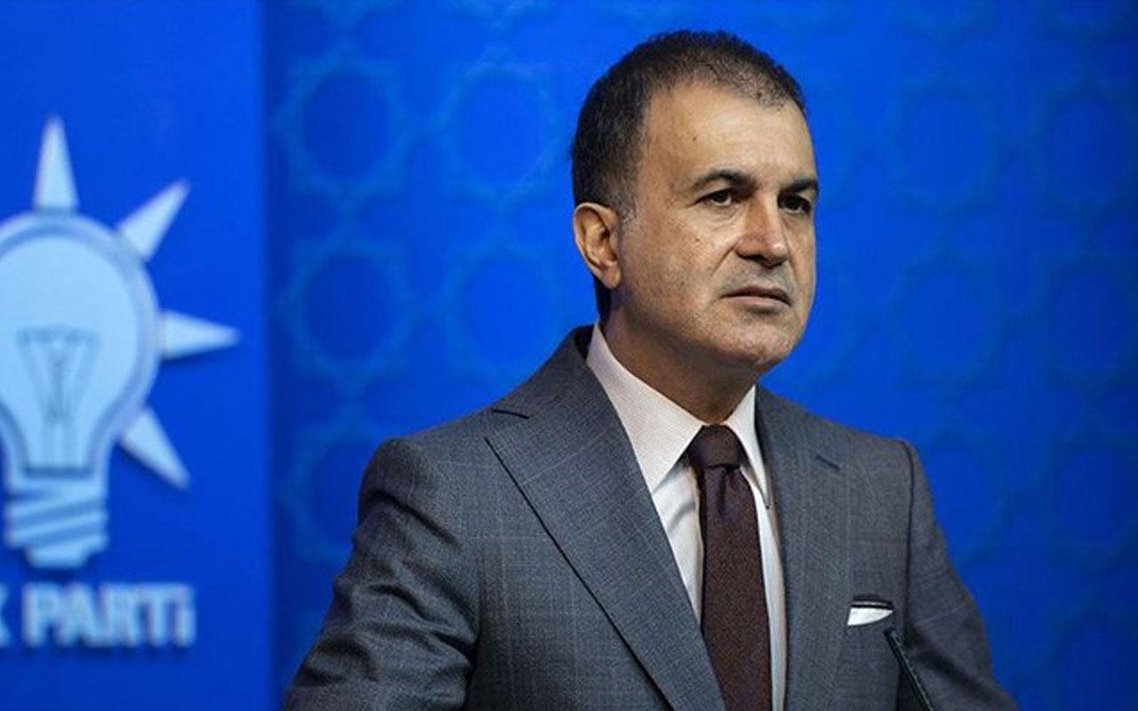 Ömer Çelik: Adana'da çalındı Hollanda'da çıktı