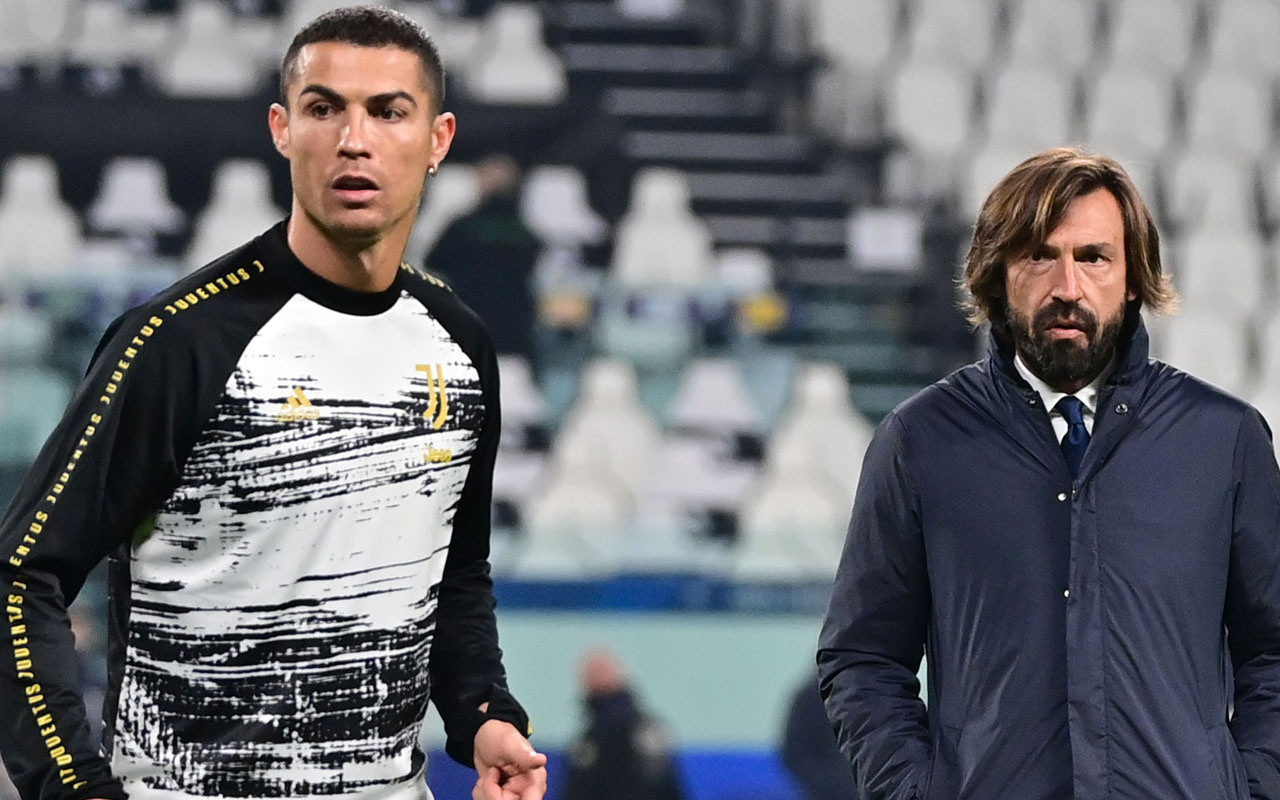 Juventus'ta Andrea Pirlo dönemi sona erdi