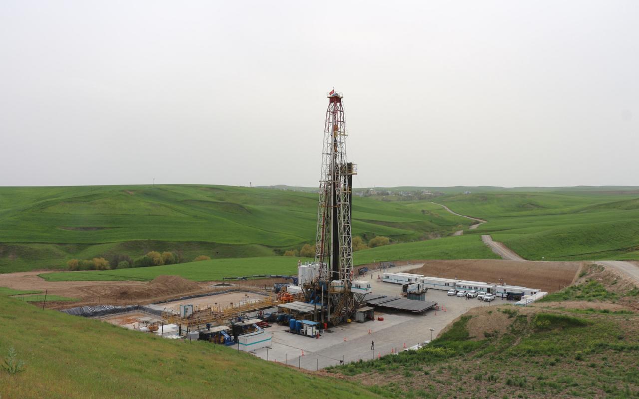 Diyarbakır'da iki kuyuda petrol bulunması sevinç yaşattı