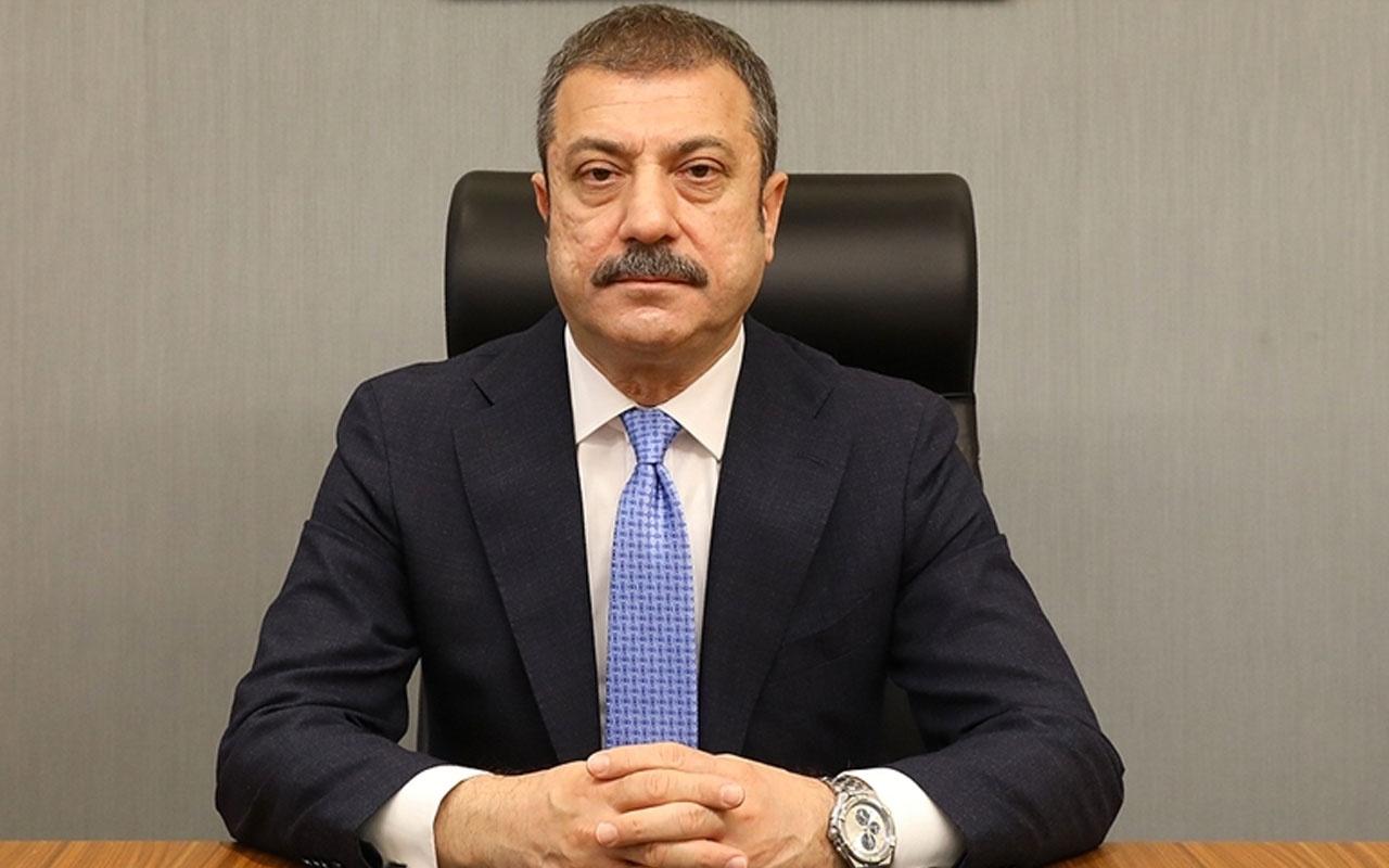 Son dakika Merkez Bankası Başkanı Kavcıoğlu'ndan sıkı parasal duruş mesajı