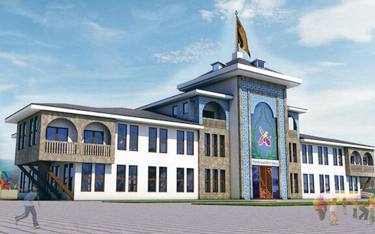 Azerbaycan yönetimi, Şuşa'ya okul projesini uygun görmediği için iptal edildi