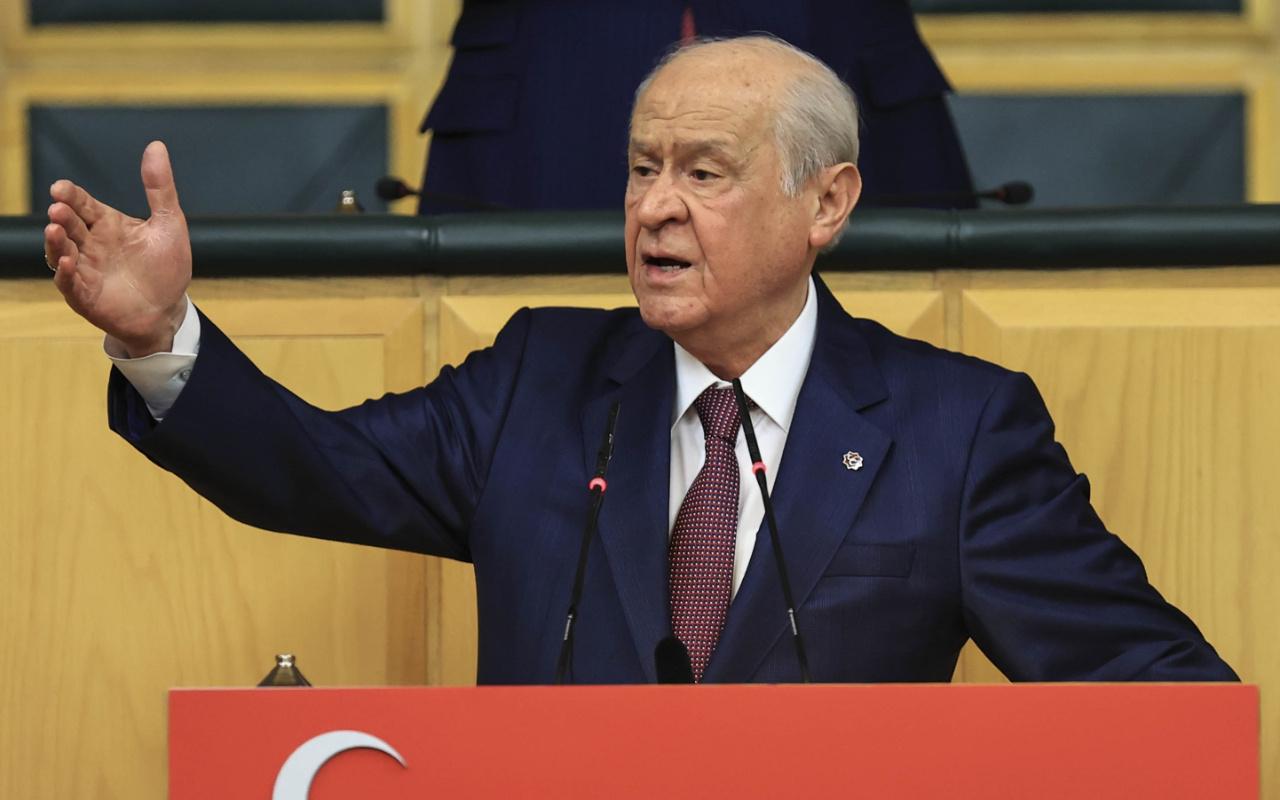 Devlet Bahçeli grup toplantısında teklif etti! Osman Kavala vatandaşlıktan çıkarılsın! Büyükelçilere ilk tepki