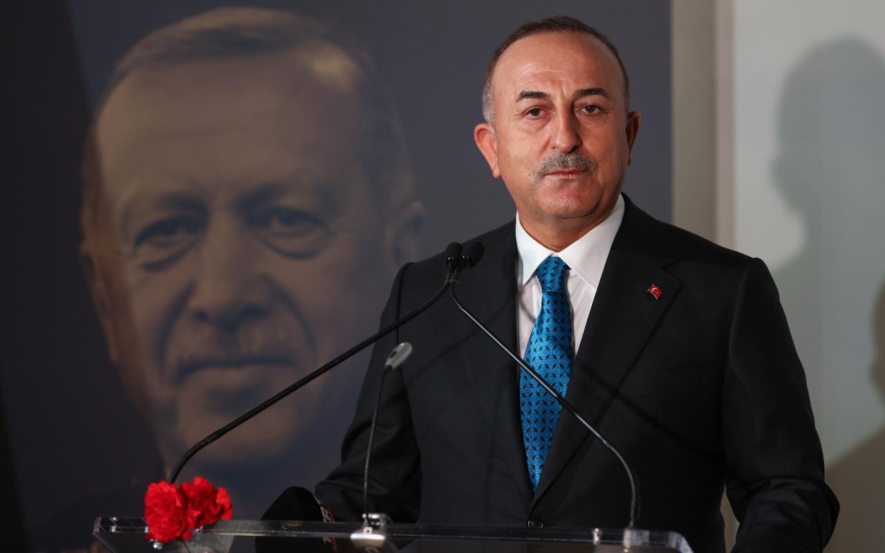 Dışişleri Bakanı Çavuşoğlu'ndan Yunanistan'a mesaj: Kaderimizi belirlemek bizim elimizde