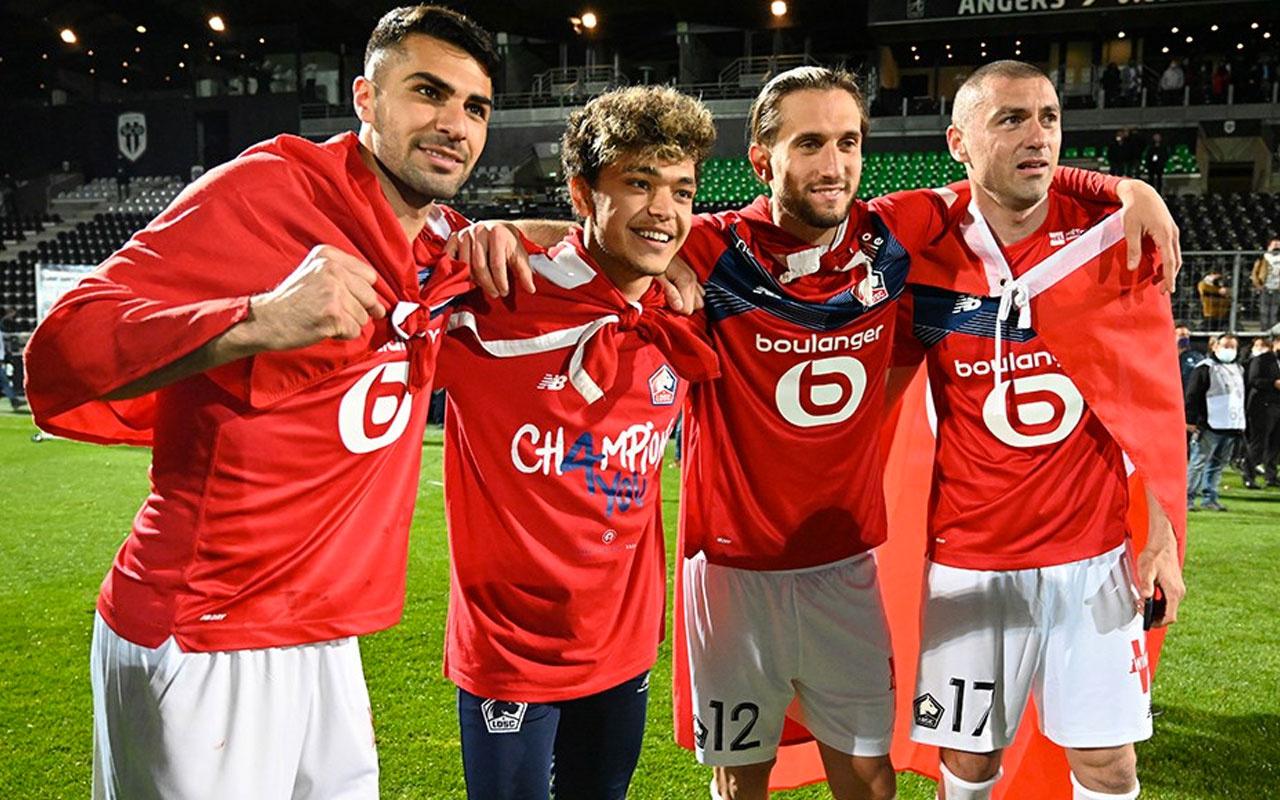 Galatasaray'dan ayrılarak Lille'e giden Mustafa Kapı Avrupa tercihini anlattı