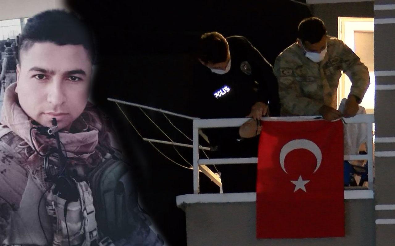 Ankara'ya şehit ateşi düştü! Şehit Uzman Çavuş Hüseyin Keleş'in ailesi yıkıldı