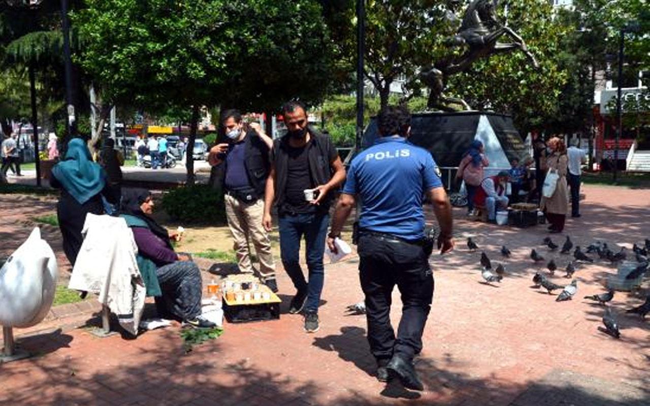 İstanbul'da tam kapanma! Uyarılara kulak asmayanlar cezayı yedi