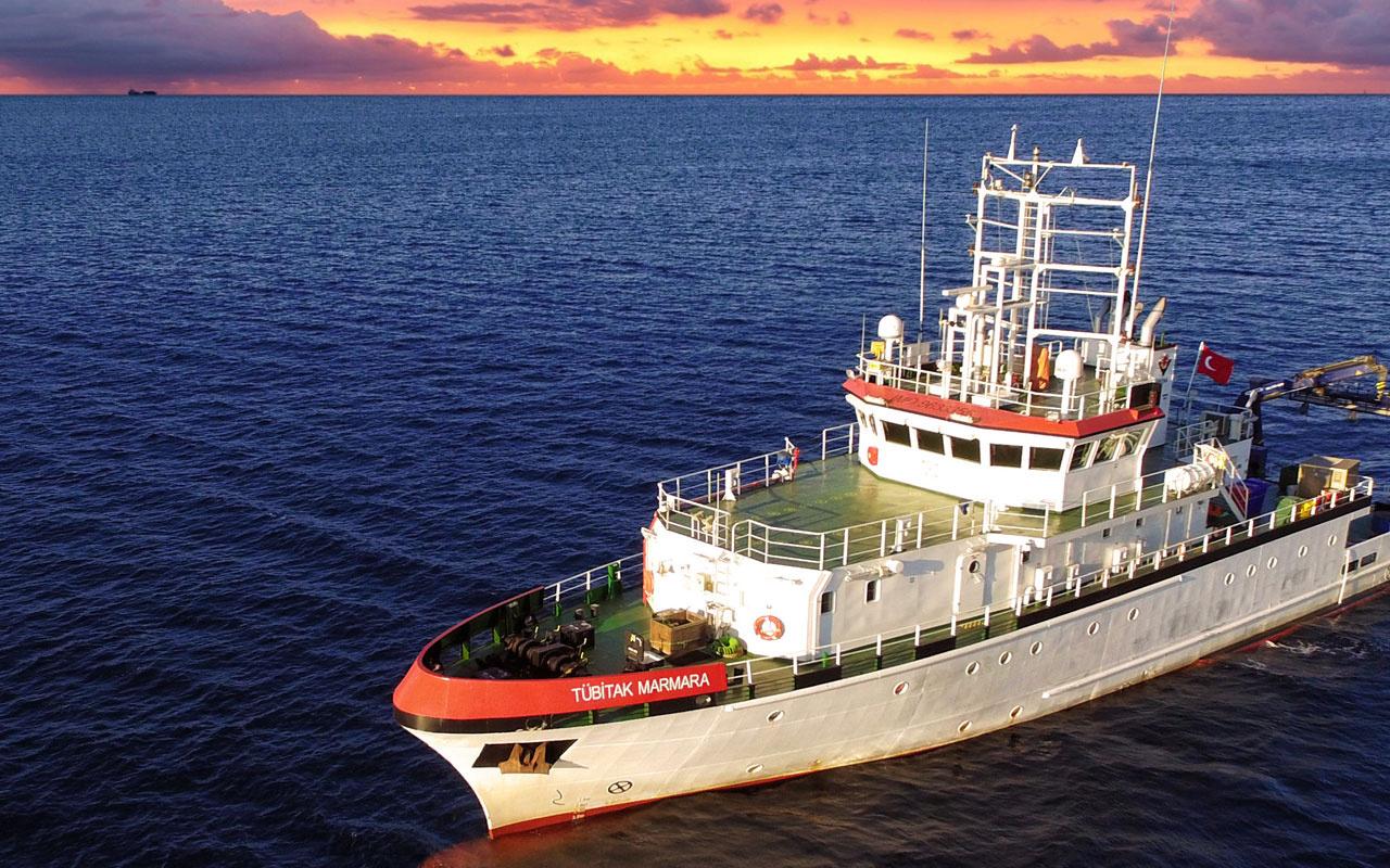 TÜBİTAK Başkanı açıkladı! Türkiye Deprem Platformu ilk deniz araştırma seferine yarın çıkacak
