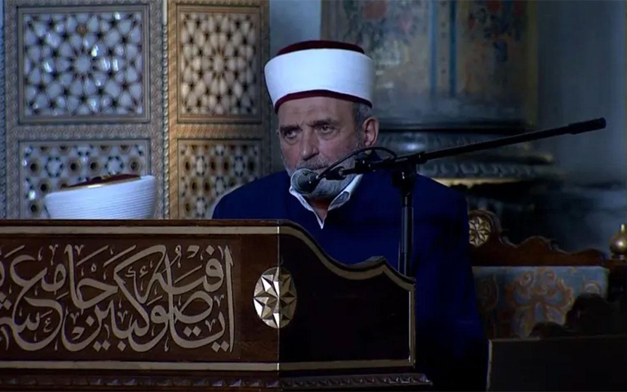 Atatürk'e atfen 'zalim ve kâfir' dediği iddia edilen imam Mustafa Demirkan hakkında suç duyurusu
