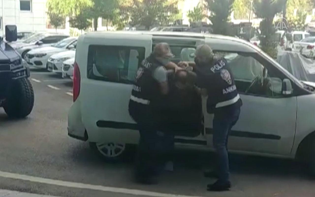 MİT'in paketlediği FETÖ'cü Ankara'ya getirildi