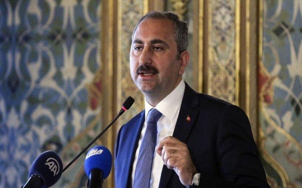 Adalet Bakanı Abdulhamit Gül ceza infaz kurumları için kitap bağış kampanyası başlattı