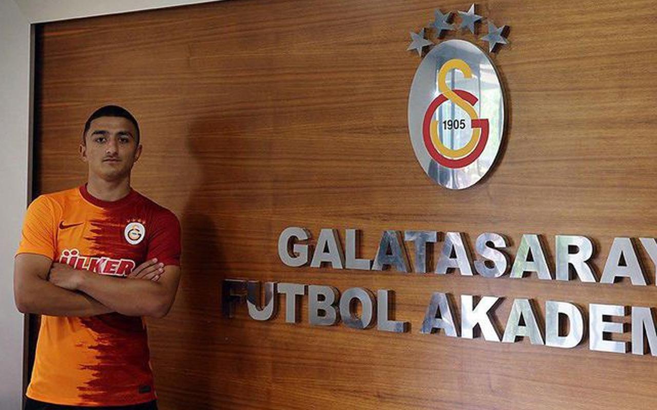 Galatasaray 19'luk genç yıldızla 2 yıllık sözleşme imzaladı