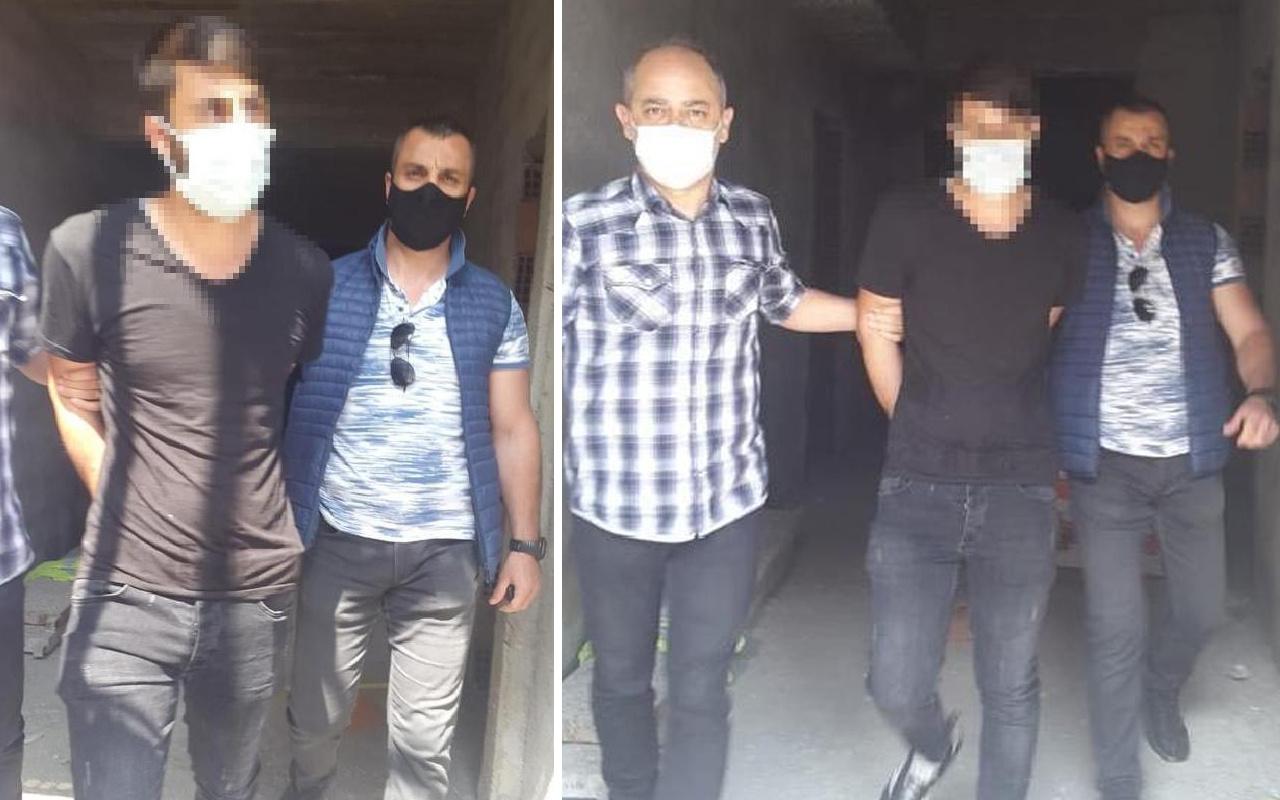 Kobani olaylarına karışan şahıs 7 yıl sonra Ağrı'da saklandığı inşaatta yakalandı