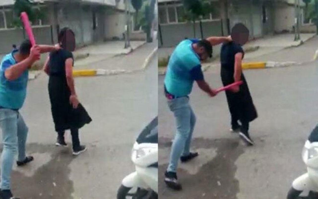 Pendik'te eşe taciz iddiası! Sokakta kadın kıyafetiyle gezdirip, sopayla dövdü