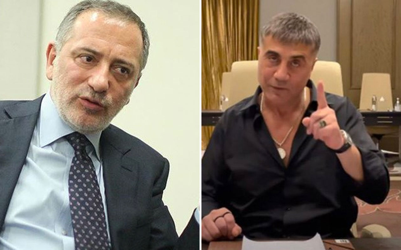 Fatih Aytaylı'dan aylık gelirini 30 bin TL olarak açıklayan Sedat Peker'e bomba soru