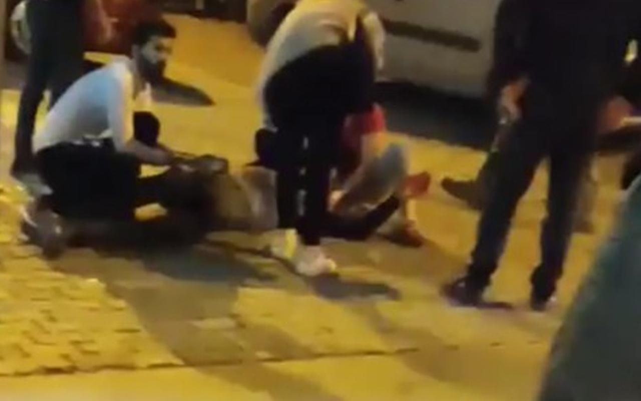 İstanbul'da sokakta yakalayıp feci şekilde dövdüler: 'Namus meselesi' deyip...