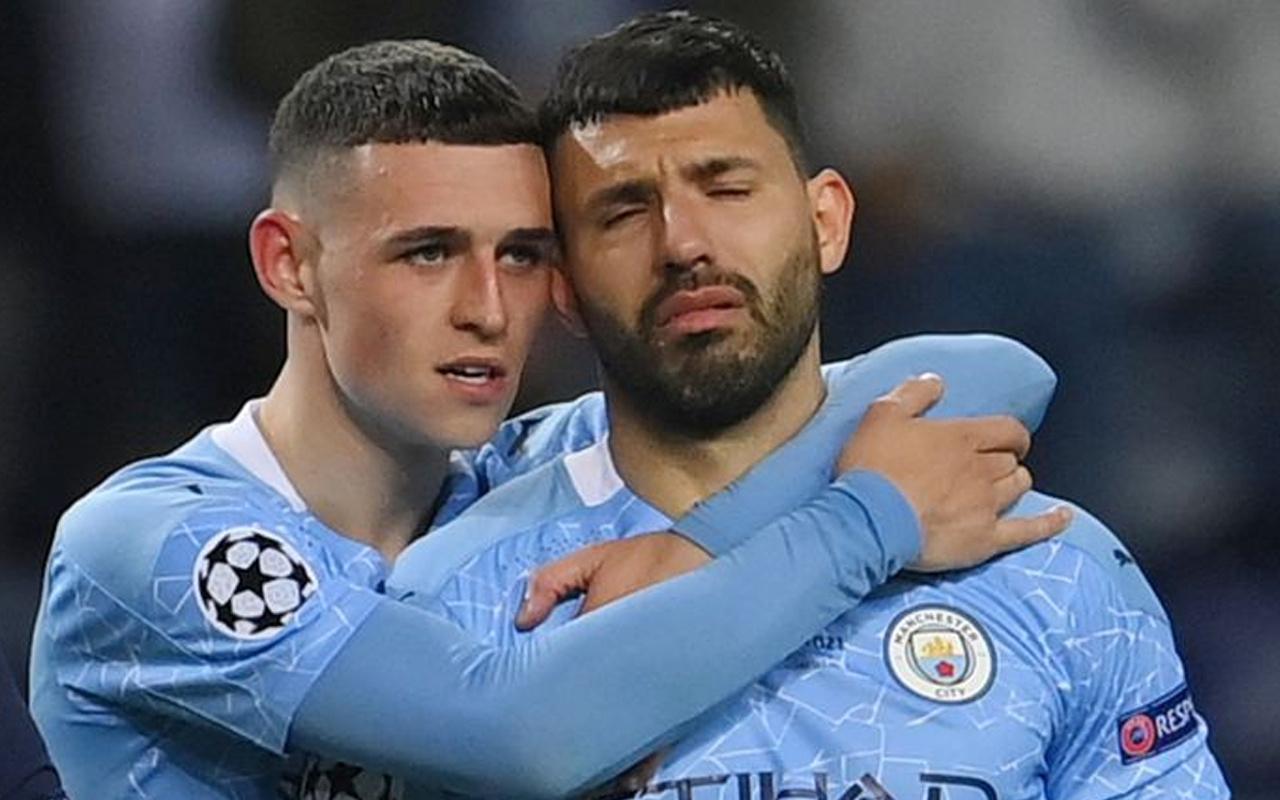 City ile son maçına çıkmıştı Agüero'nun yeni takımı belli oldu