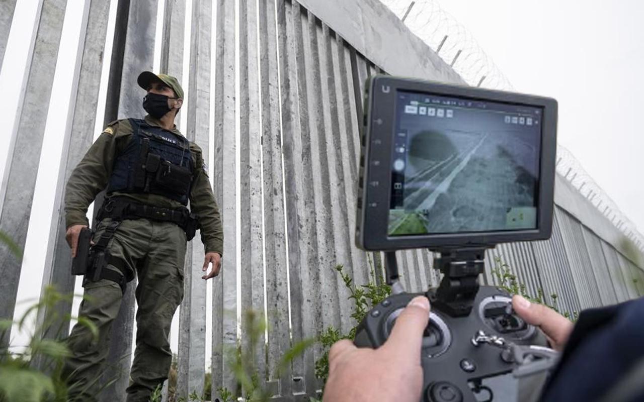 Türkiye-Yunanistan sınırında dijital bariyer! AB, göçmenlere karşı yaptırdı servet harcadılar