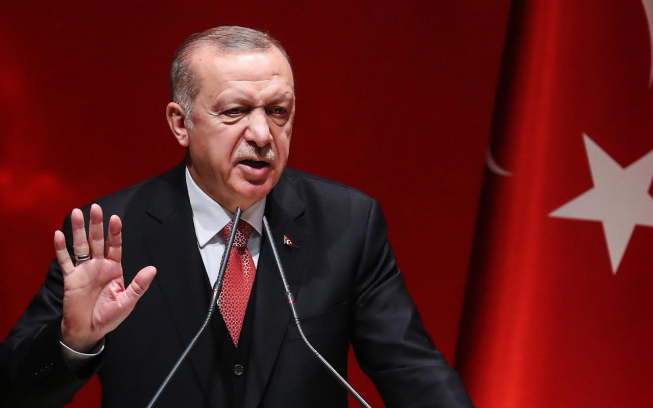 Erdoğan kaldırılan yasakları açıkladı!