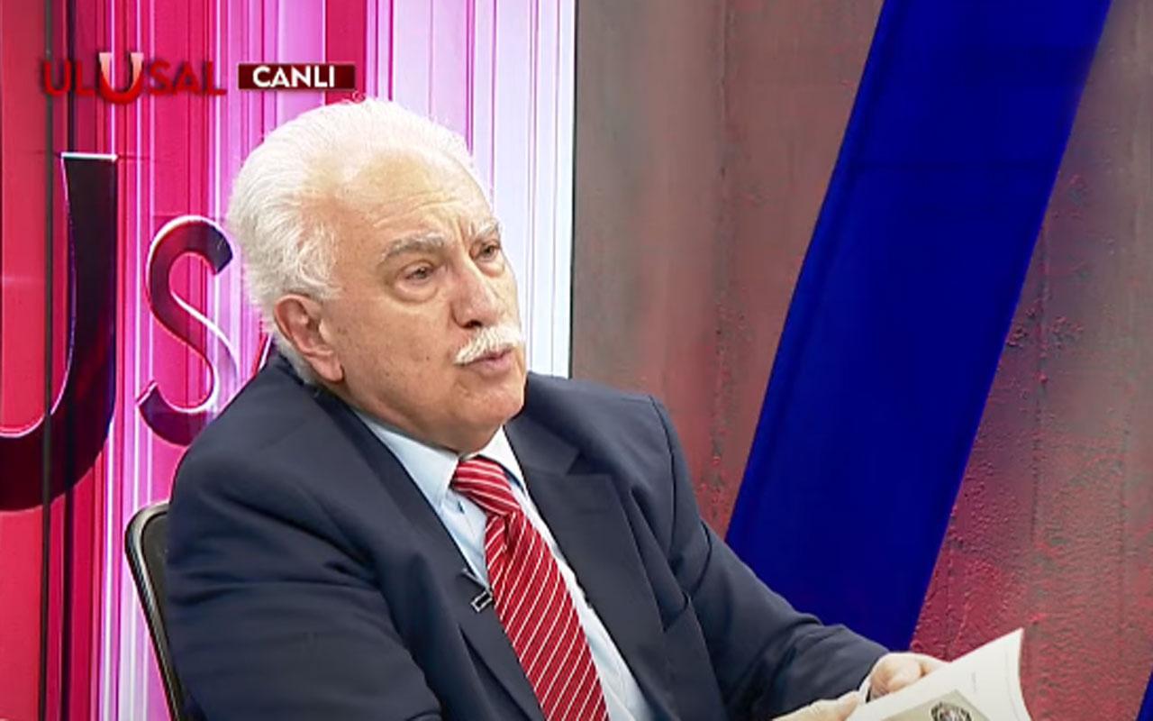 Doğu Perinçek suikast planlayan kişiyi açıkladı! İYİ Partili Müsavat Dervişoğlu diyor
