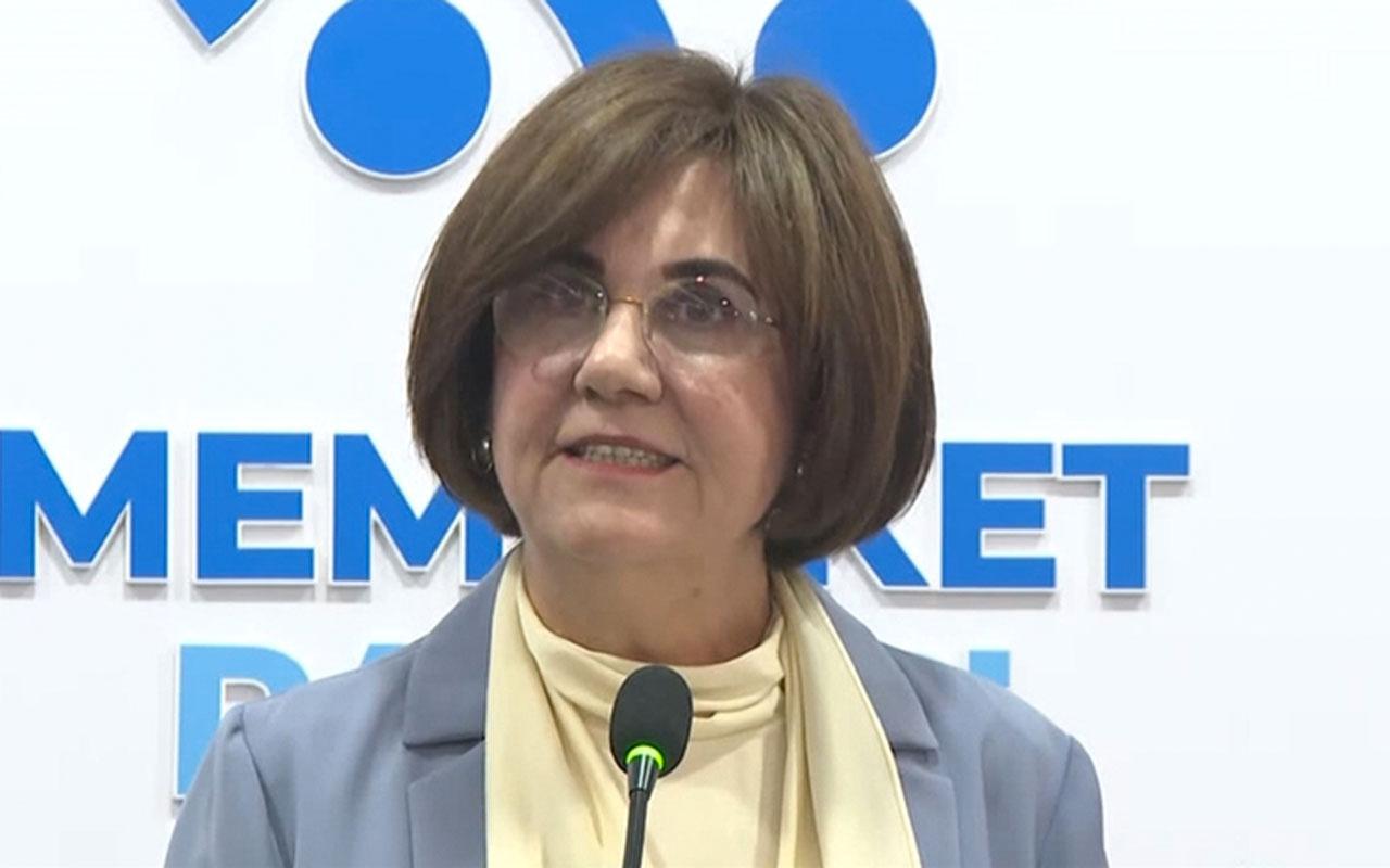 Memleket Partisi Sözcüsü Gaye Usluer kurultay tarihini açıkladı