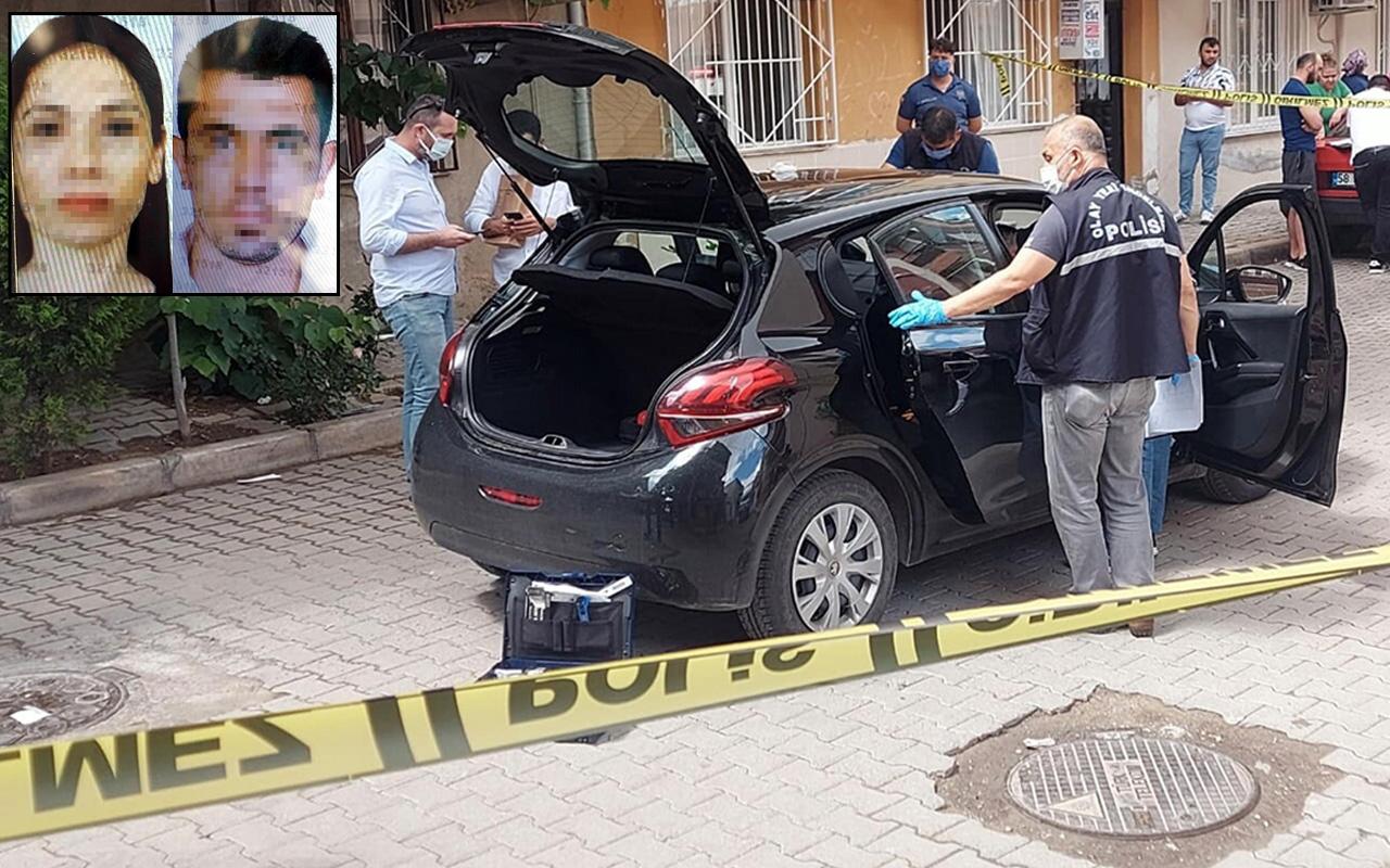 İzmir'de şüpheli olay! Park halindeki araçta dehşet: Kanlar içinde yere yığıldı