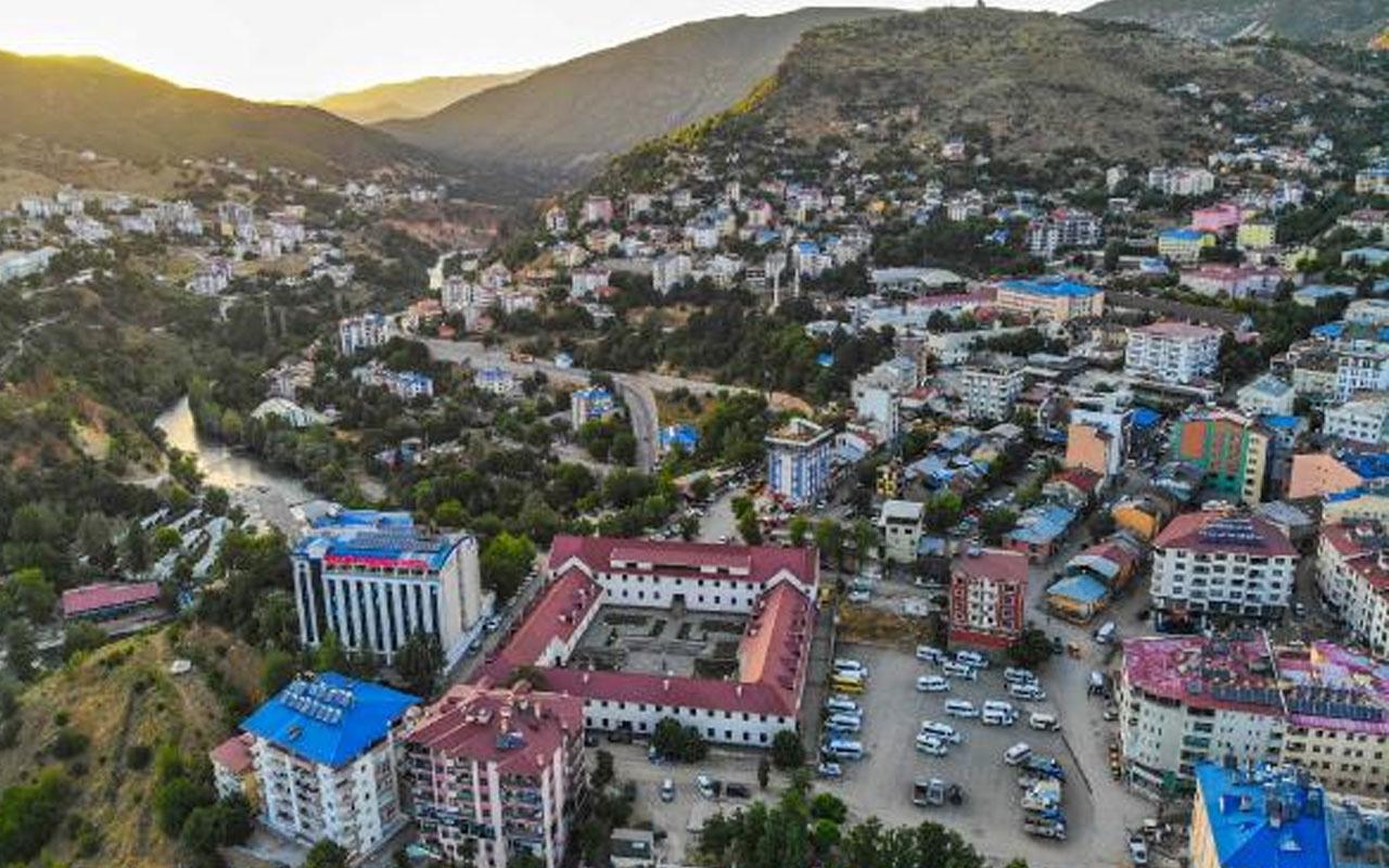 Tunceli'de vaka sayılarında düşüş sürüyor! Pülümür'de sıfır vaka