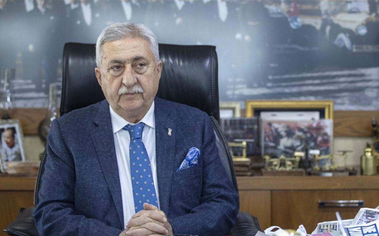 TESK Başkanı Palandöken: Şoför esnafımız ayrı olarak desteklenmeli