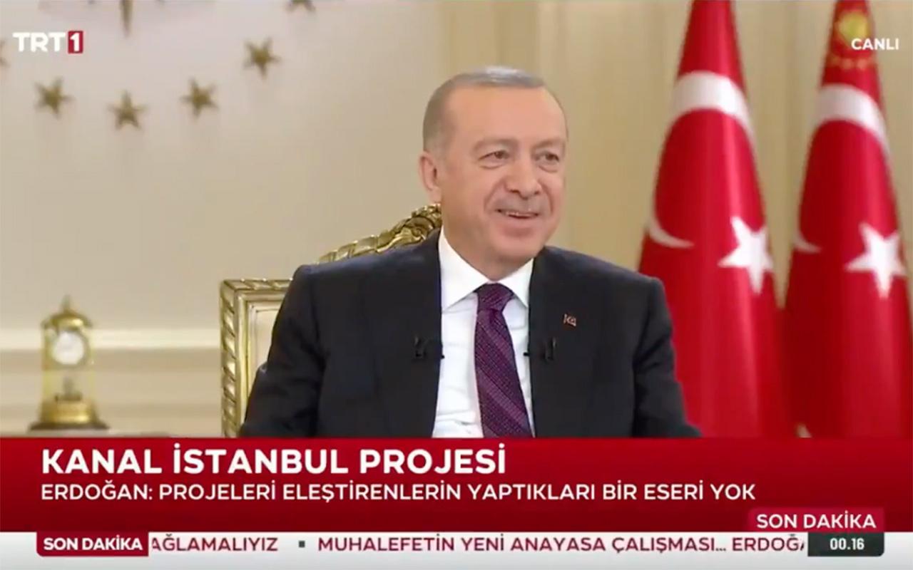 Cumhurbaşkanı Erdoğan sordu: Sende kaç hayvan var, öldürdün mü?