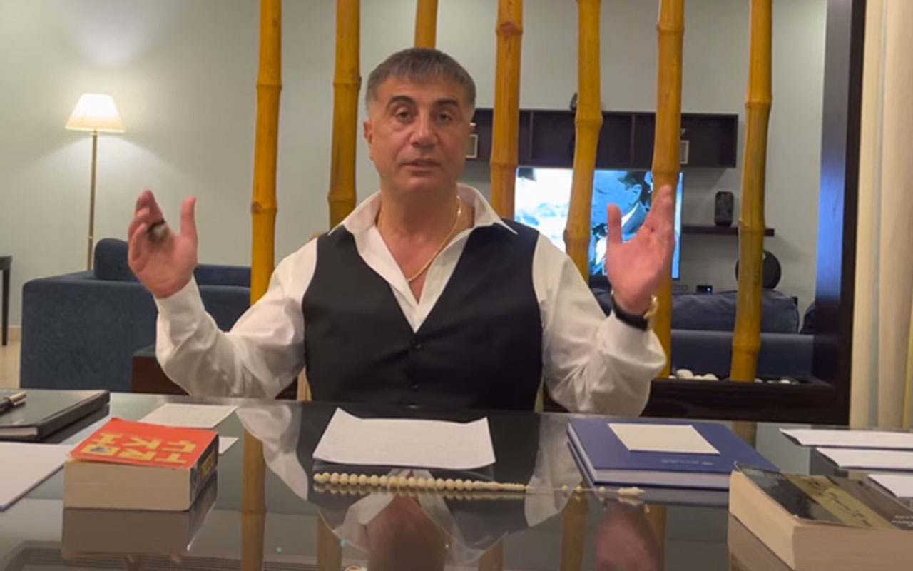 Sedat Peker'in sinsi Alevi paylaşımı! Kaos planı darbeci generalin çekmecesinden çıktı