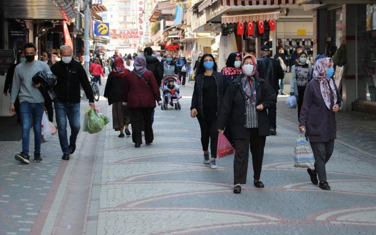 Karadeniz'deki 18 ilin 17'sinde vaka sayıları düştü