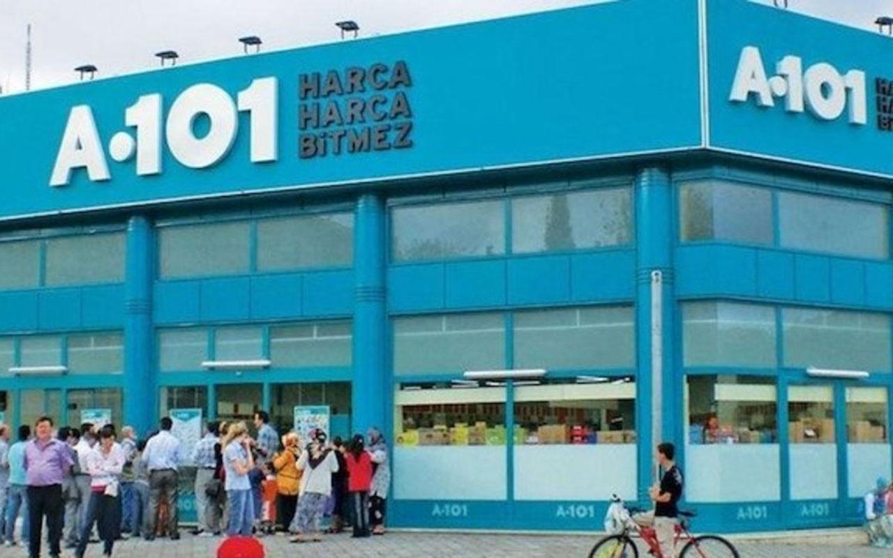 A101 vatandaşa market kasasında kredi vermeye başladı!