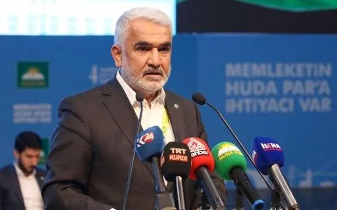 HÜPA PAR Genel Başkanlığına Zekeriya Yapıcıoğlu seçildi