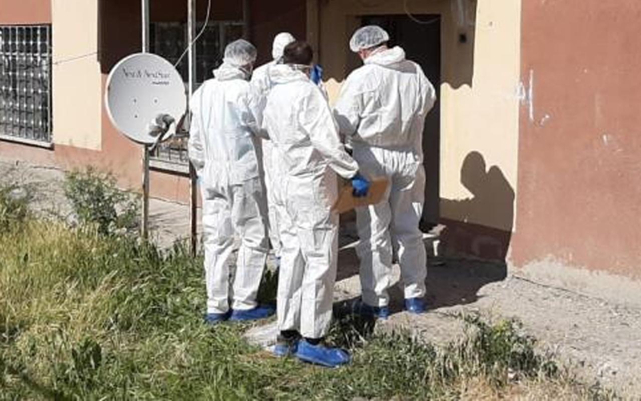 Çorum'da eve giren ekipler şok oldu! Çürümüş ceset bulundu: Yanıklar...