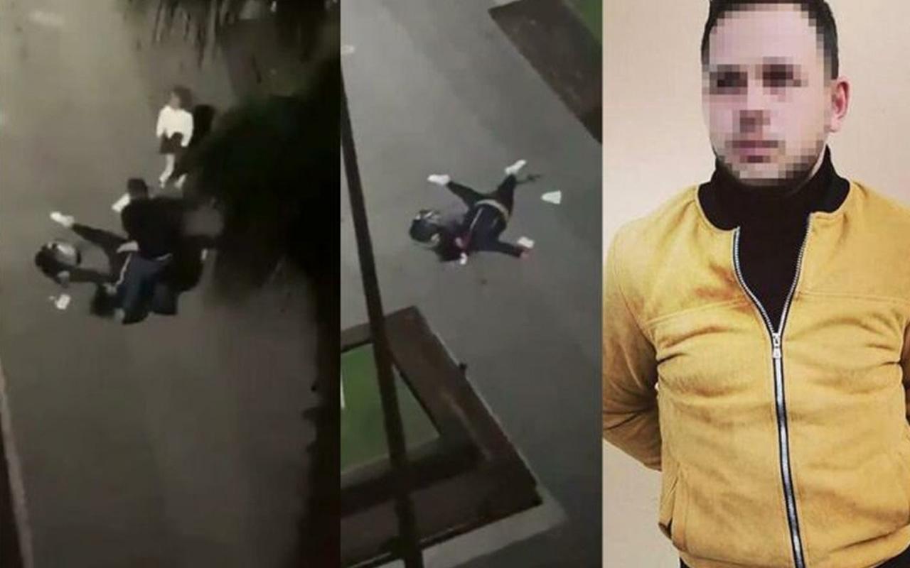 Samsun'da eski eşini kızının önünde döven İbrahim Zarap'a 10 yıl 4 ay hapis cezası