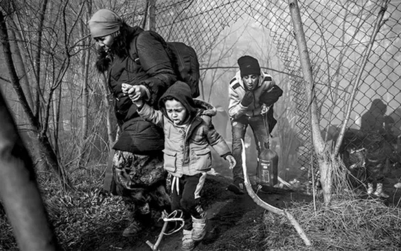 Türkiye sınırına 'ses topu' yerleştirildi! AB 'endişe duyuyoruz' deyip bilgi istedi