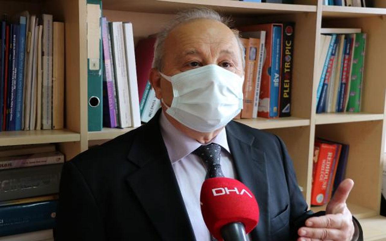 """Maske uyarısı! Bilim Kurulu üyesi Levent Akın: """"Hava sıcak virüs bulaşmaz"""" diye bir kavram yok"""